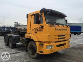 КамАЗ 65115-N3