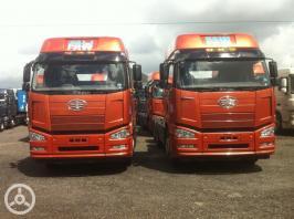 FAW CA4250 6x4 J6