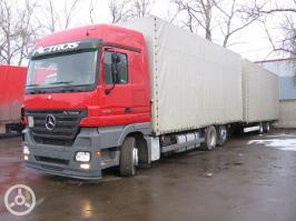 Mercedes-Benz Актрос 2536
