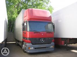 Mercedes-Benz actros 25.40