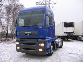 Ман ТГА 18ю430