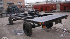 2ПТС Шасси тракторного прицепа