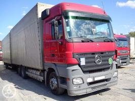 Mercedes-Benz Actros 25.36