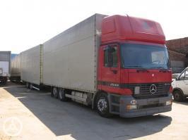 Mercedes-Benz Актрос