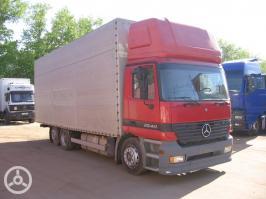 Mercedes-Benz Актрос 2540