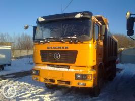 Shaanxi F2000 6x4