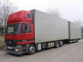 Mercedes-Benz actros 2540