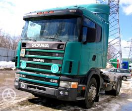 Scania R124 G 420