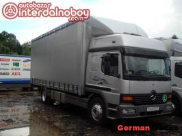 Mercedes-Benz 1228 Atego Mega Space