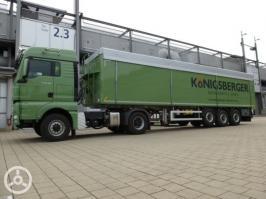 Krone CF 200 Kraker
