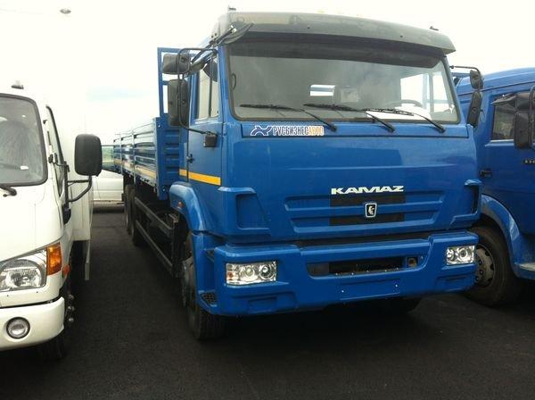 КамАЗ 65117-6052-23