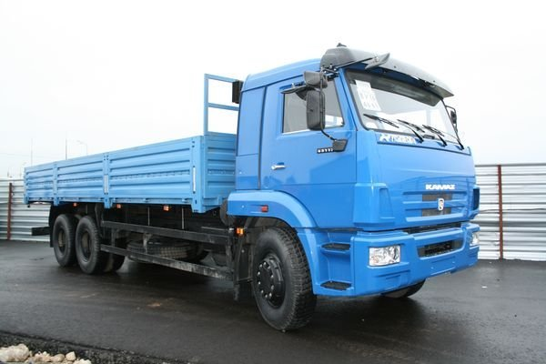 КамАЗ 65117-6010-23