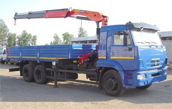 КамАЗ 65117-78