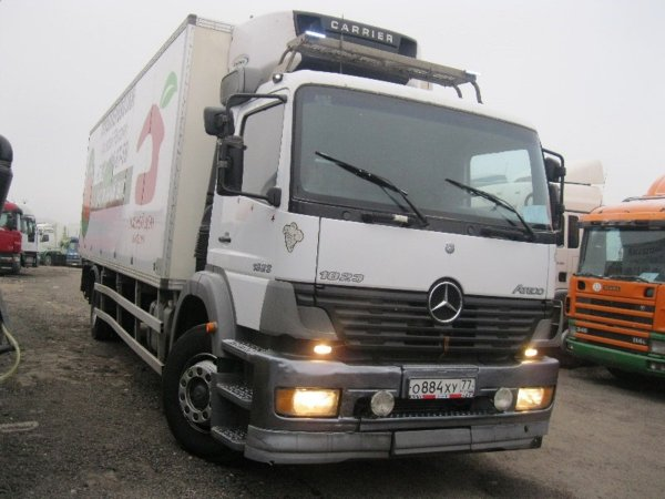 Mercedes-Benz 1524 Atego