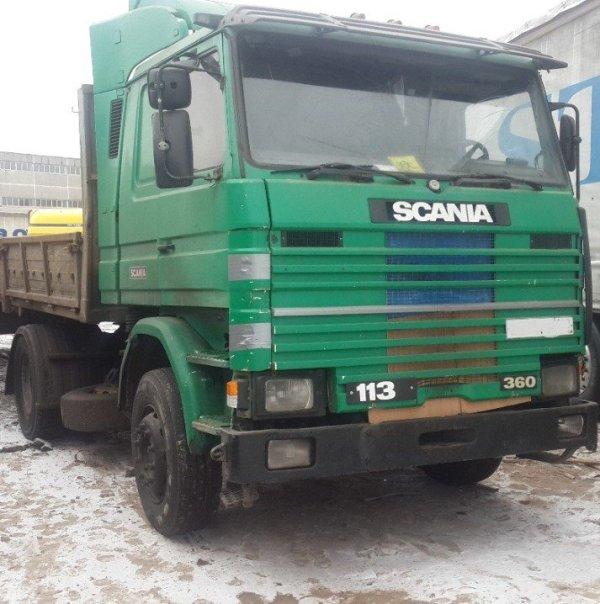 SCANIA R113