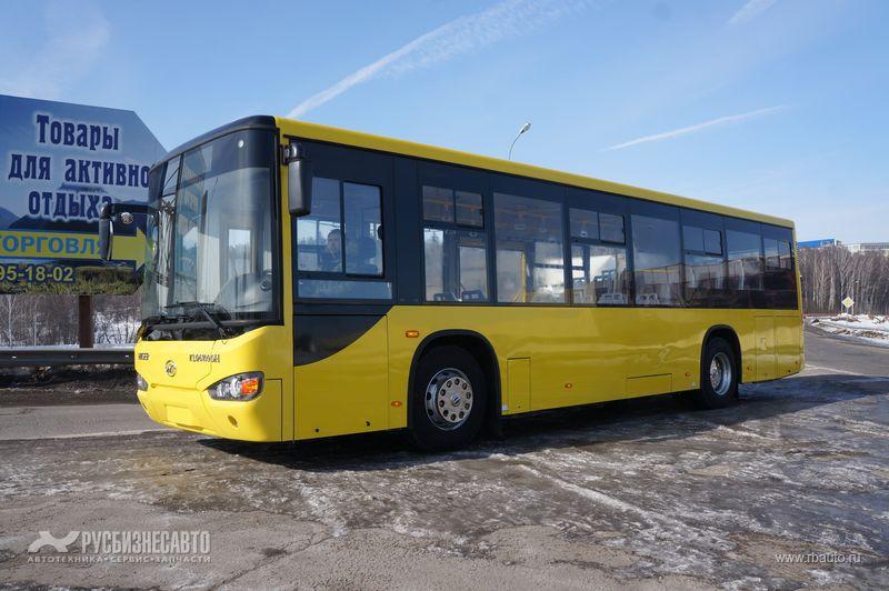 Higer KLQ 6109GH