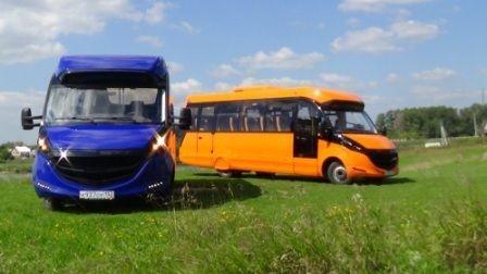 FoxBus пассажирский