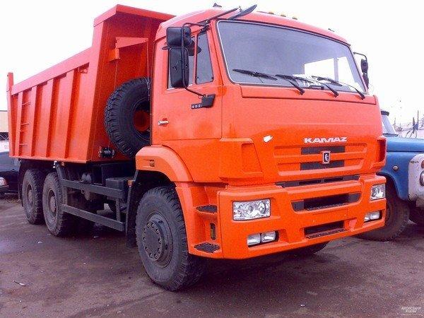 КамАЗ 6520-26012-73
