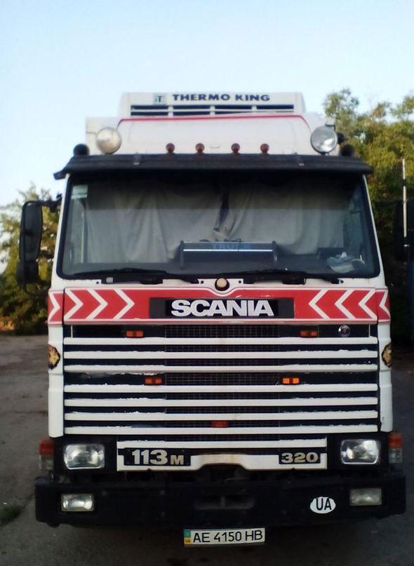 Scania R113 M