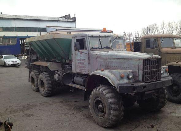 КРАЗ 255
