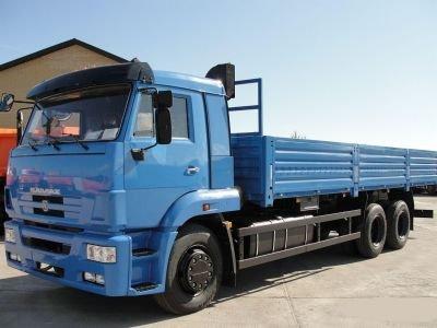КамАЗ 6360-26001-73