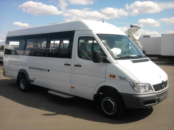 Mercedes-Benz  Sprinter 411