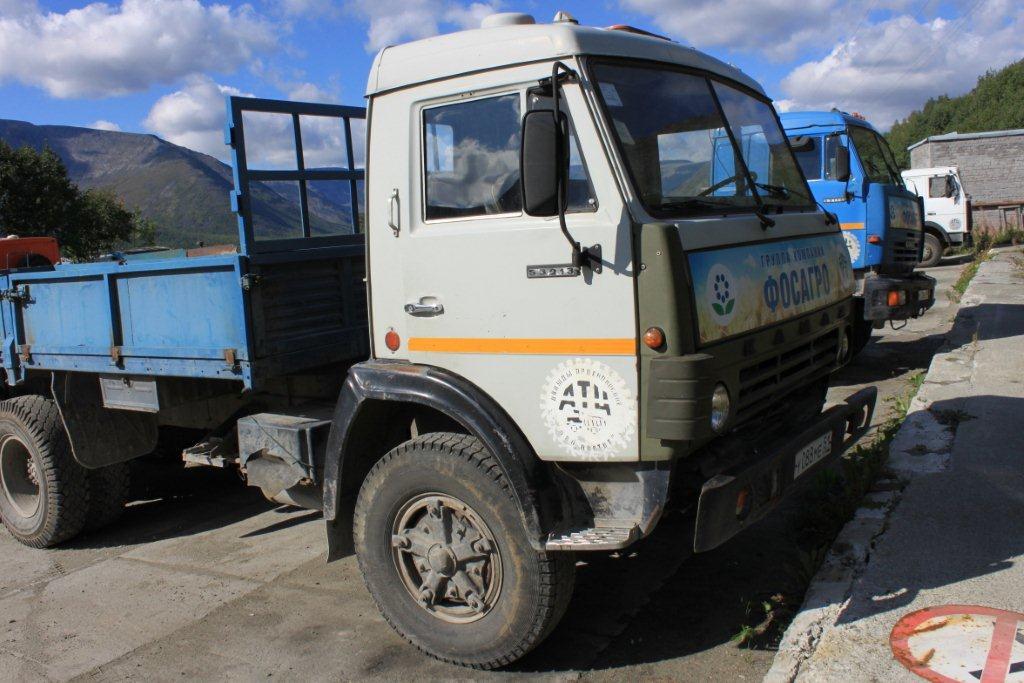 КамАЗ 53213