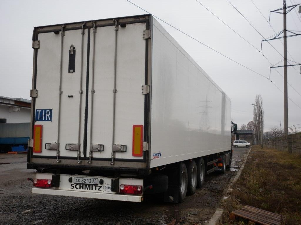 Schmitz  SKO 24 L-13.14 FP 60 COOL