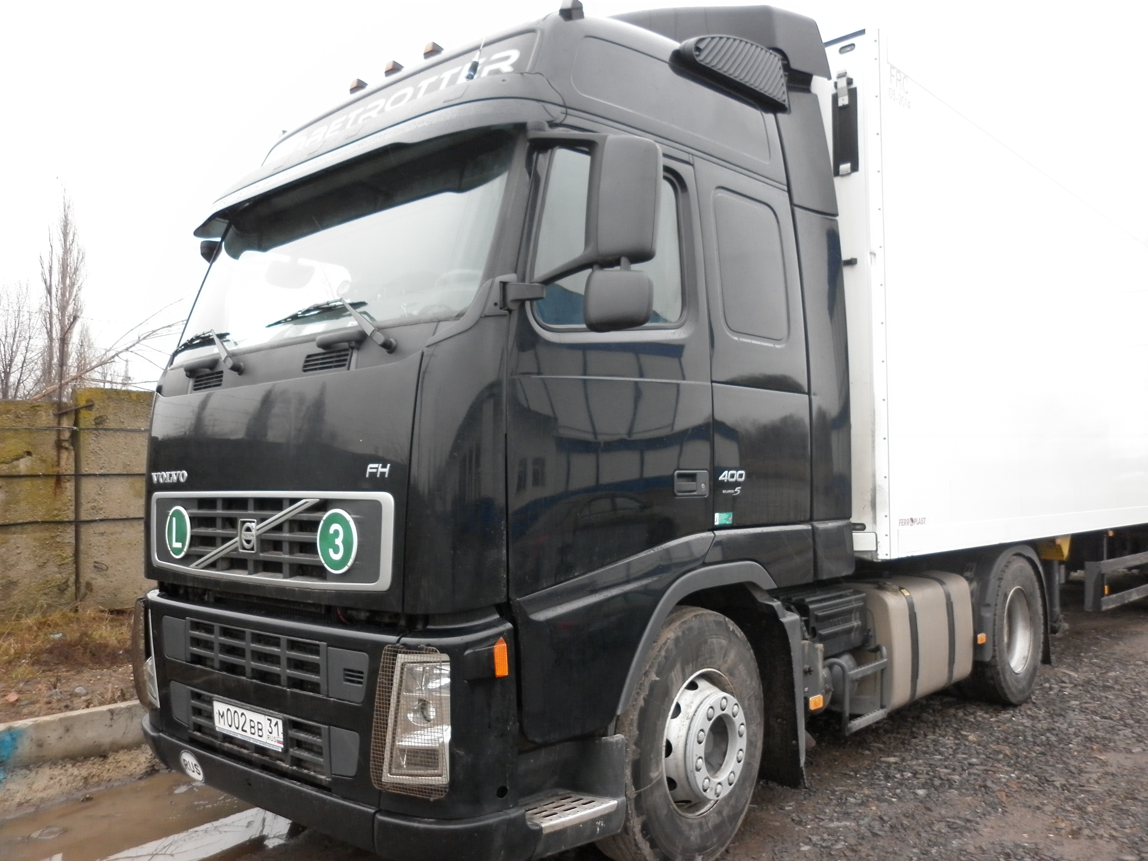 Volvo FH-12 Truck