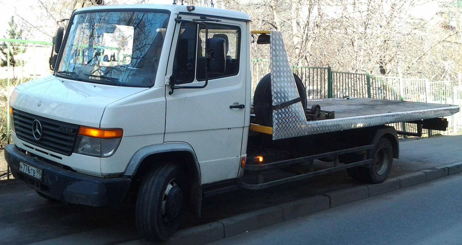 Mercedes-Benz vario 814